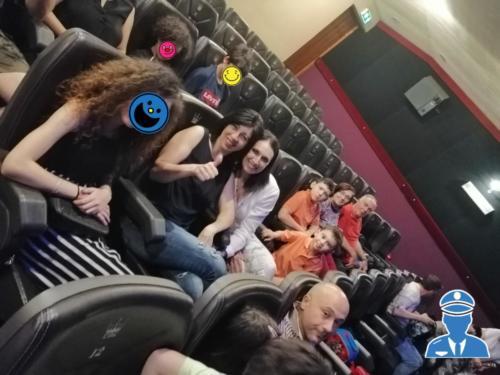 Proiezione film AladdinIMG 20190609 101332