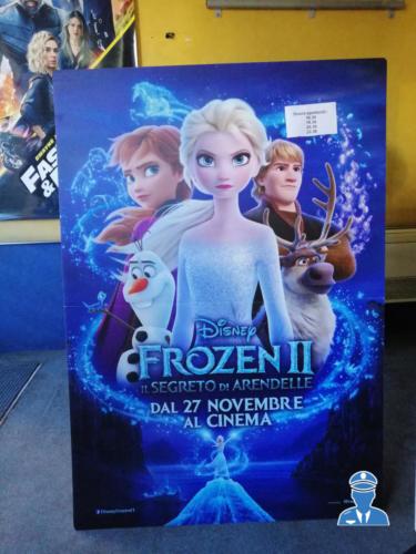Proiezione Film Disney Frozen 2